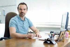 Fabian Bubeck, Gynäkologe